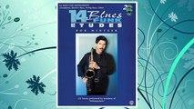 Download PDF 14 Blues & Funk Etudes: Bass Clef Instrument (Trombone, Electric Bass, String Bass, Tuba), Book & 2 CDs FREE