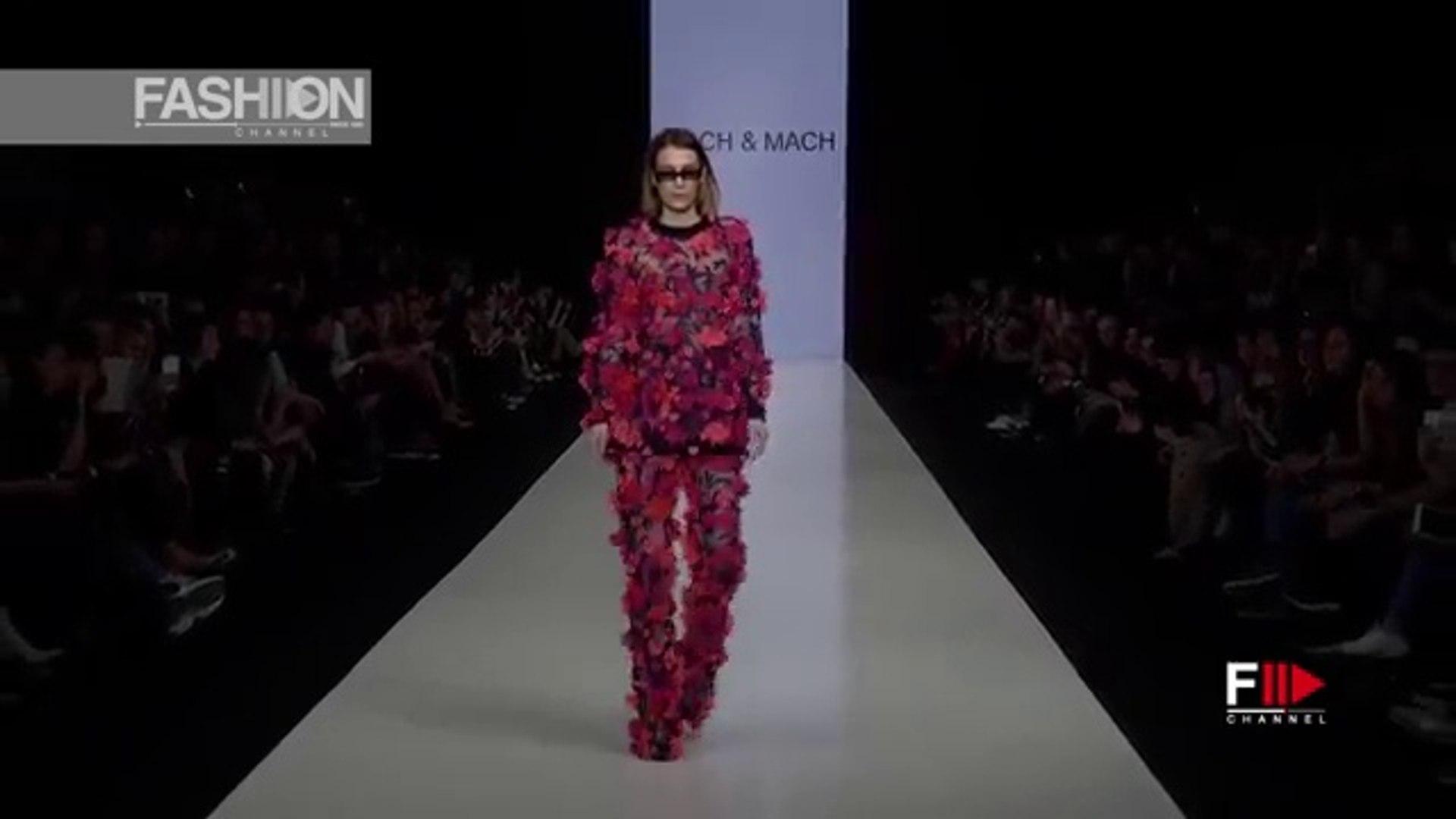 Fashion Tv Fashion Tv MACH & MACH Moscow FW 2017 2018 - Fashion Channel