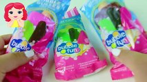 Paletas de Burbujas Aprende Los Colores| Popsicles Bubbles