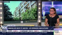 Marie Coeurderoy : Les derniers indicateurs de l'immobilier du neuf et de l'ancien - 07/09