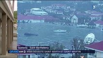 L'ouragan Irma a dévasté Saint-Barthélemy et Saint-Martin