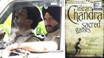 Saif Ali Khan's Sacred Games Look REVEALED!