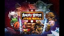 En colère des oiseaux partie étoile étoiles procédure pas à pas guerres 2 gameplay 1 naboo invasion 3 ios / andr