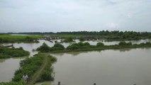 Arakanlı Müslümanların Bangladeş'e Kaçışı Sürüyor