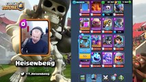 Clash Royale MAXED ELITE BARBARIANS LVL 13 CHEST OPENING