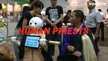 This Robot Is A Buddhist Priest