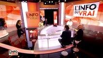 Nouveau malaise avec la miss météo de Canal +