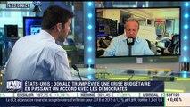 États-Unis: Donald Trump évite une crise budgétaire en passant un accord avec les démocrates - 07/09