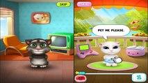 Et dessin animé chat ✿govoryaschy parle chat qui parle chat que deux du jeu par 2