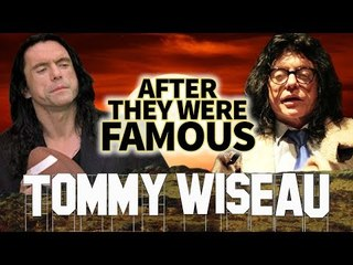 TOMMY WISEAU - AFTER They Were Famous - The Room & The Disaster Artist