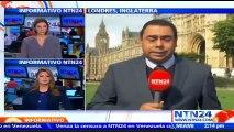 """""""Nosotros no deberíamos tener ni un solo preso político"""": Antonieta Mendoza durante gira de la oposición venezolana por Europa Gira Oposición Venezolana Por Europa"""