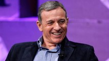 Disney CEO Bob Iger Reveals Streaming Service Will Include Star Wars & Marvel Movies | THR News