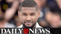 Usher says he never intended to give anyone herpes
