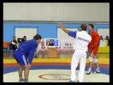 Sambo Grèce Masters 07 Blog 1ère partie