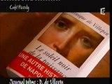 Villepin 2 novembre 2007 France 5 Café Picouly