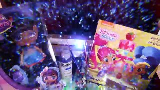 Nickelodeon Shimmer and Shine Toys DIY LEAH DOLL Make Your O