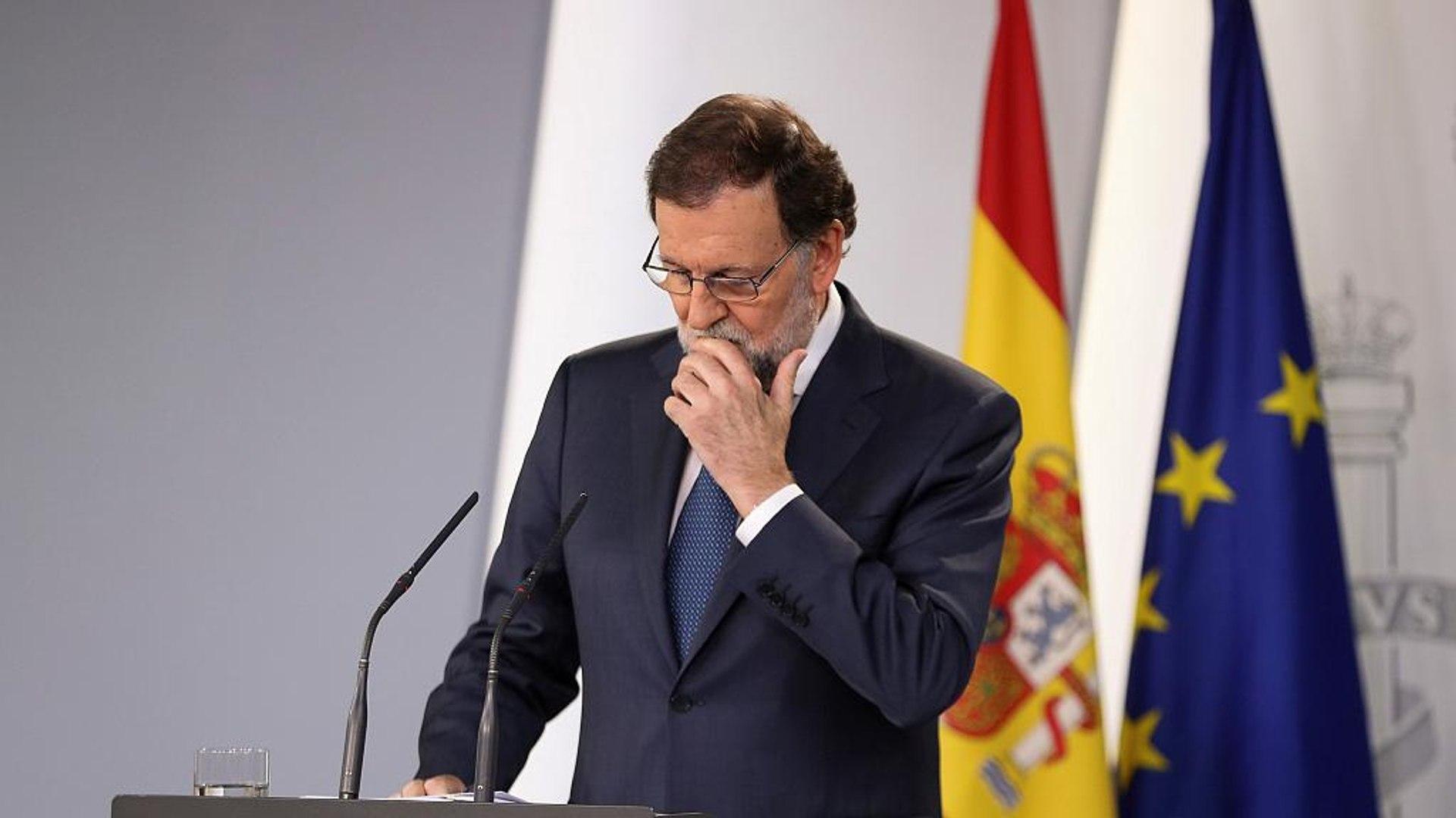 КС Испании приостановил закон о референдуме о независимости Каталонии