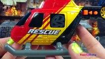 Et voiture urgence héros porter secours route se ruer Ensemble véhicule Chemins-pompiers