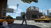 GTA IV MOD - Invasion Alien a Liberty City !!