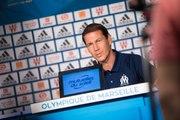 OM-Rennes | La conférence de Rudi Garcia