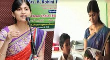 Collector Rohini: கலெக்டர் ரோகிணி