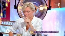 """Mathilde Seigner dans """"C à vous"""" : """"Je pense que je ne suis pas une actrice"""" - Regardez"""