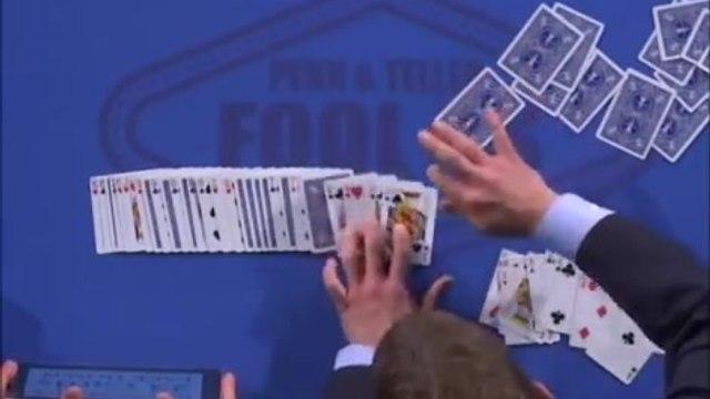 Penn & Teller: Fool Us Season 4 ~ Episode 9 Penn & Teller Are Full of Hot Air Episode