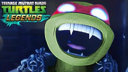 Teenage Mutant Ninja Turtles Legends - Curse Of Savanti Romero