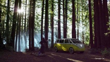 Volkswagen I.D. BUZZ Concept Car