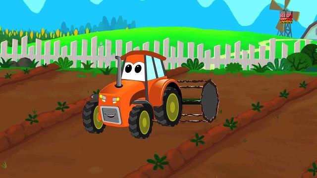 Traktor für Kinder | Autowäsche | Kinder Videos | Transport | Tractor | Car Wash | Vehicle