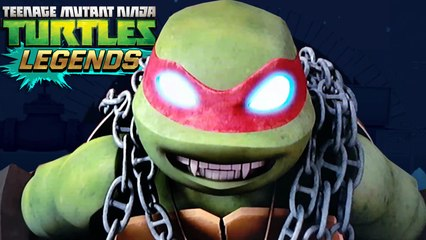 Teenage Mutant Ninja Turtles Legends - All Turtles Die