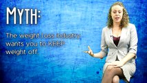 Top 6 Diet Myths! Easy Weight Loss Tips, How to Lose Weight & Keep it Off! Nutrition Healt