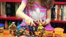 TMNT Skateboarding on DIY Ramp Teenage Mutant Ninja Turtles
