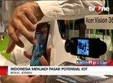 Pameran Teknologi, Indonesia Jadi Pasar Potensial IoT