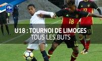 U18 : Tournoi de Limoges - les buts I FFF
