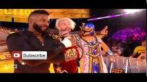 WWE Raw 7 Sep 2017 Highlights HD . Big Show Destroy Braun Strowman 7_9_17 highlights hd