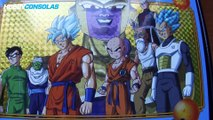 Dragon Ball Super Carddass Hondan 33 y 34 - Super Collection