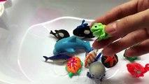 Animales para maravilloso Martillo Niños rompecabezas Mar tiburón sorpresa juguetes ballena 11 3d manta r