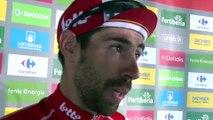 """La Vuelta 2017 - Thomas De Gendt : """"C'était ma dernière chance de gagner sur ce Tour d'Espagne"""""""