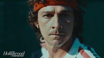 'Borg/McEnroe': Shia LaBeouf Discusses Playing Tennis Bad Boy John McEnroe | THR News