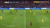 Edinson Cavani Goal After Fantastic Pass From Neymar vs Metz (0-1)