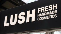 Lush Cosmetics Is Bringing Back Hot Oil For Your Hair