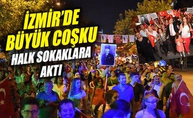 İzmir Bornova 9 Eylül Kutlamaları bayrak yürüyüşü 2017