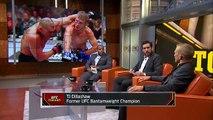 T.J. Dillashaw says he wont miss weight vs. Demetrious Johnson | UFC TONIGHT