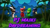 Et attaqué par par journée rêver masques jouets scélérats avec Pj gekko owlette catboy