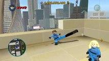 Fantastique gratuit héros merveille Monsieur errer déverrouillée Lego super f.f gameplay