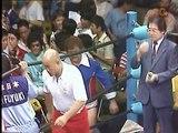 Jumbo Tsuruta vs Harley Race for United National Titel  (8-1-82  AJPW)