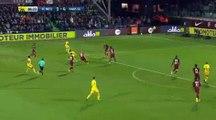Metz 1-5 Paris Saint Germain 08/09/2017 Lucas Rodrigues Moura da Silva Super Goal 87' HD Full Screen .