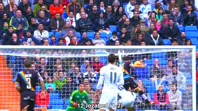 Real Madrid - 10 Goals in a Single Game