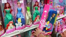 Toy Hunt Frozen TOBY Toy Hunting Shopping Target Disney Princess Surprise Minions Baby Ali